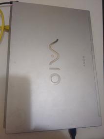 Notebook Sony Vaio Linha Prata