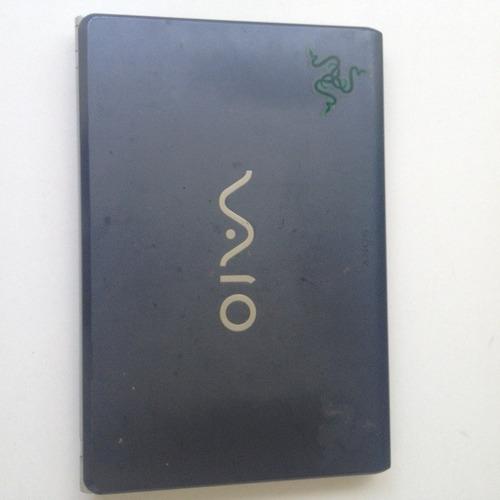 notebook sony vaio - modelo pcg 81212m -com defeito