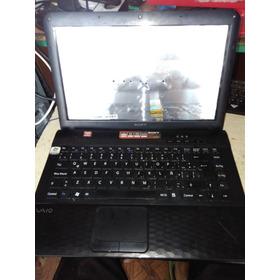 Notebook Sony Vaio Pcg-61b11u En Desarme
