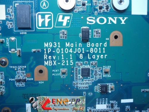 notebook sony vaio pcg-8114l inteiro/partes valor negociável
