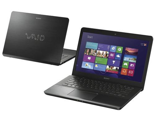 notebook sony vaio svf14a15cbb intel core i5 - 6gb - hd 750