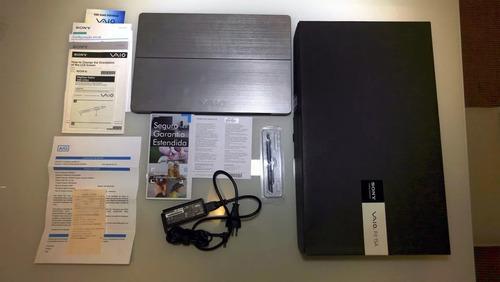 notebook sony vaio  svf15n17cbs i7