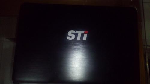 notebook sti ni1401 - processador i5