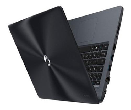 notebook stilo xc5631 pentium 4gb 32gb w10 home 14 - cinza