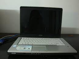 notebook toshiba a205-s4629 desm. ap.peças. envio td.brasil