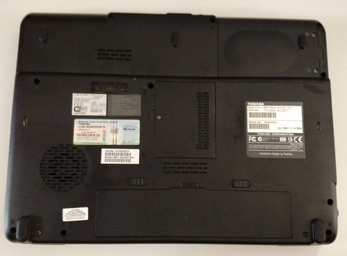 notebook toshiba satellite l305