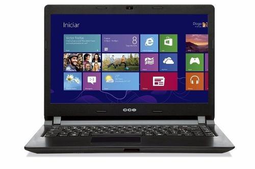 notebook ultra thin tela 14 processador i3 4gb/500gb/5400rpm