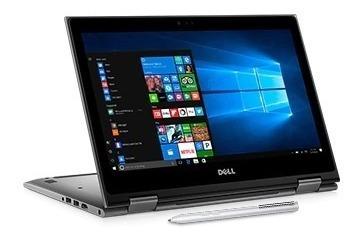 notebook ultrabook 2 en 1 dell i7 8va gen quad core 8gb de ram  ssd 256gb pantalla full hd touch 13,3 pulgadas