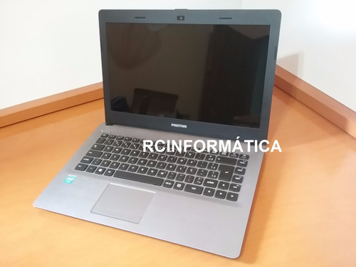 notebook / ultrabook positivo business master usb 3.0 novos