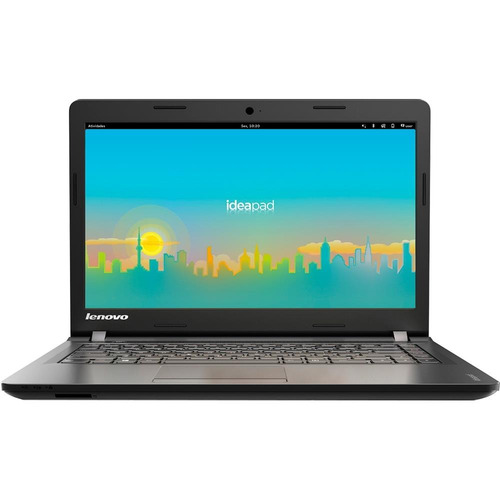 notebook ultrafino ideapad 10014iby celeron dual core lenovo