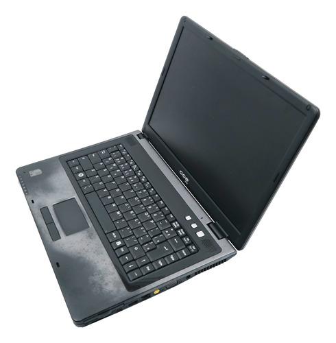 notebook usado cce celeron 1.46ghz hd80gb 2gb usado