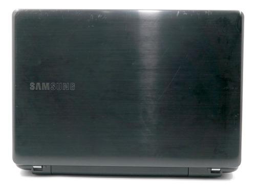 notebook usado samsung 370e cel. 1.50ghz 4gb win 10 promoção