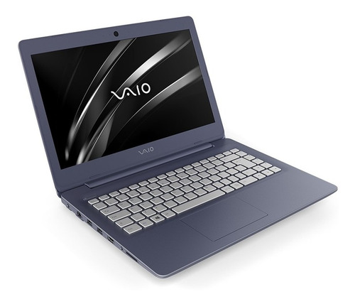 notebook vaio c14 i3 4gb1tb 14  w10 home - prata