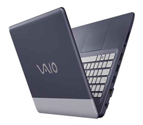 notebook vaio c14 i3 w10 home 4gb 128gb ssd14
