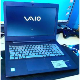 Notebook Vaio C14 Intel Core I3 6ª Geraçã 4gb Ram, Hd 1tb