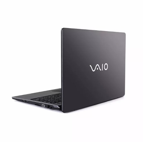 notebook vaio® fit15s 15,6 4gb 500gb core i3 led hd - grey