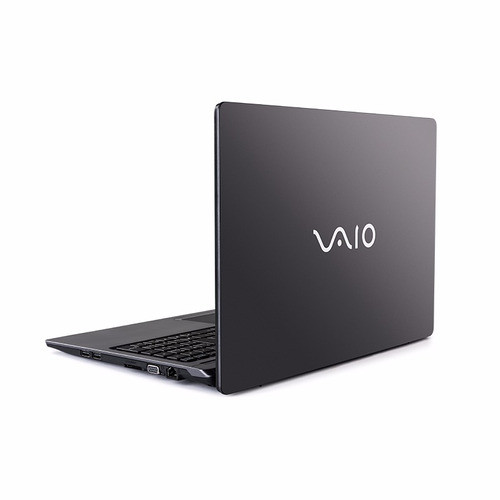 notebook vaio® fit15s 15,6  4gb 500gb core i5 led hd - negra