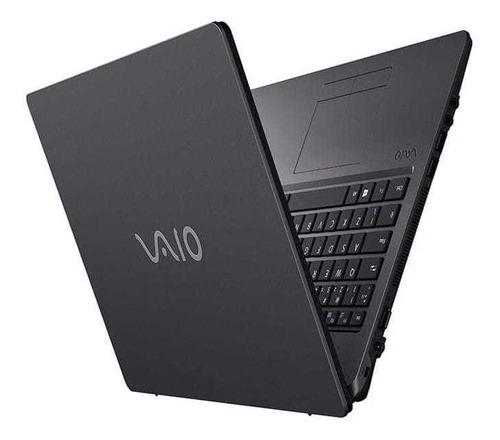 notebook vaio i3-6006u 4gb 128gb 15.6 led win10 nf-e