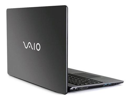 notebook vaio i3 6006u 4gb fit 15s 15.6 1tb full hd win10