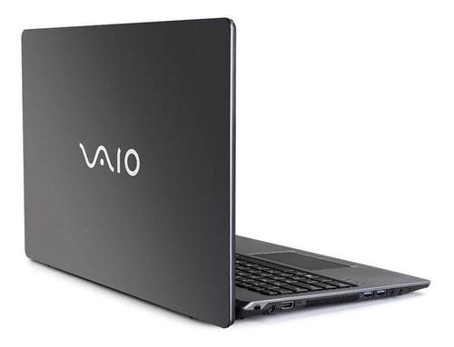 notebook vaio intel core i5 7ger 8gb 1tb 15pol - barato