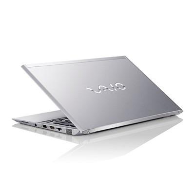 notebook vaio pro 13g core i5 4gb 128gb ssd w10 - prata