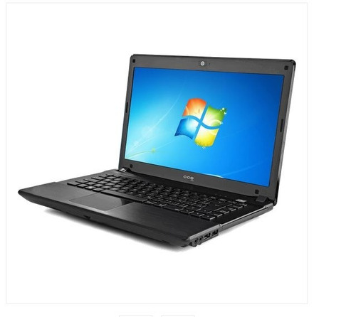 notebook win x30s dual core / 4gb hd320gb hdmi - windows 7