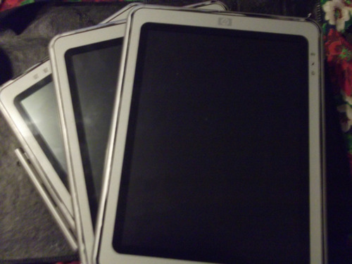 notebooks hp compaq tc1000 tablet oportunidad win xp