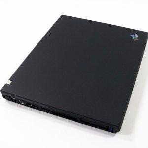 notebooks ibm t42 - hd 40 gb / 1gb ram - windows 7