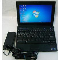 Laptop Mini Dell Latitude 2110 2gb Ram 160 De Disco