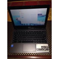 Mini Laptop Acer C720-2848 11.6 16gbs 1.4ghz 2gb Muy Buena