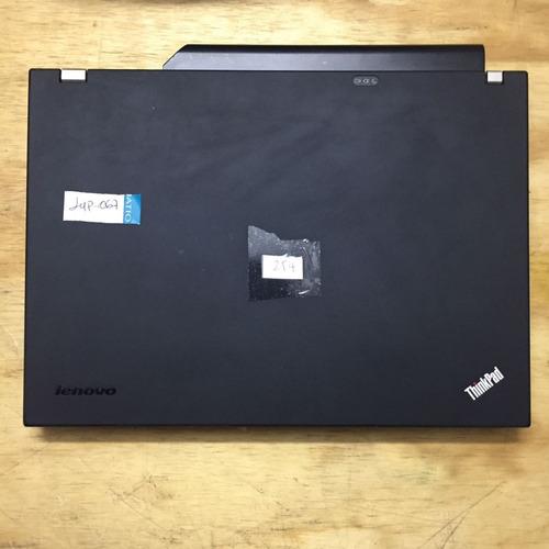 notebooks lenovo t400 core2 3gb 320dd sin bateria