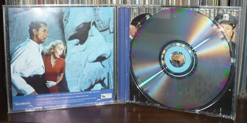 noth by northwest cd soundtrack hitchcock bernard hermann