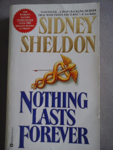nothing lasts forever sidney sheldon ingles