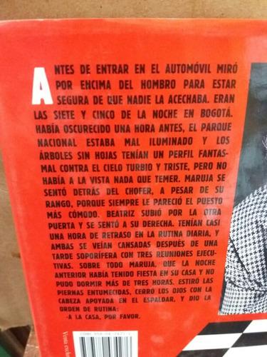 noticia de un secuestro - gabriel garcia marquez - ed. norma