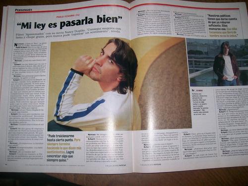 noticias 1327- osvaldo bayer / pablo echarri/ carla petersen