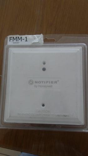 notifier honeywell fmm-1 módulo de monitor  de alamas