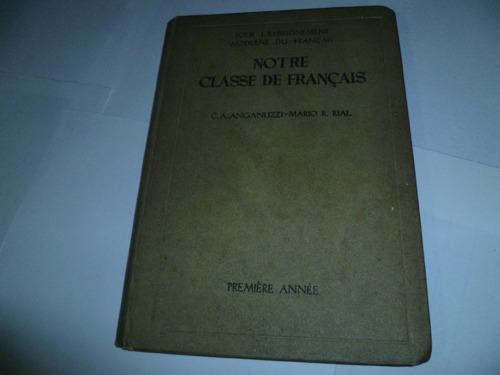 notre classe de francais