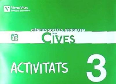 nou cives 3 quadern activitats(libro tercero eso)