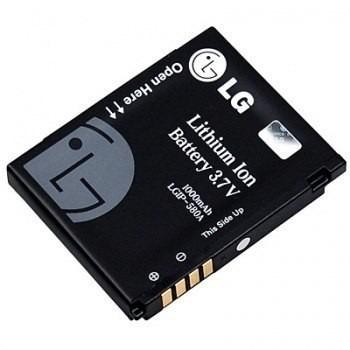 nova bateria 100% original lgip-580a 1000mah lg kc910 renoir