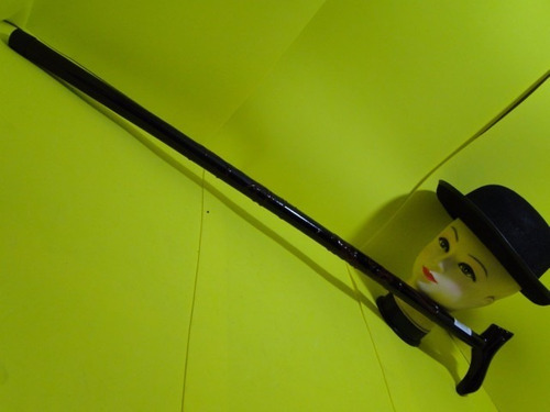 nova bengala torneada  cabeça de cachorro com 92 cm