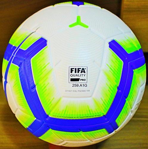 e28adca58e01c Nova Bola Nike Merlin 2019 Selo Fifa E Cbf Oficial De Jogo ! - R ...