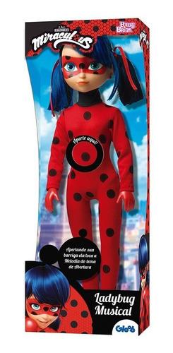 nova boneca miraculous ladybug musical 45cm baby brink  1864