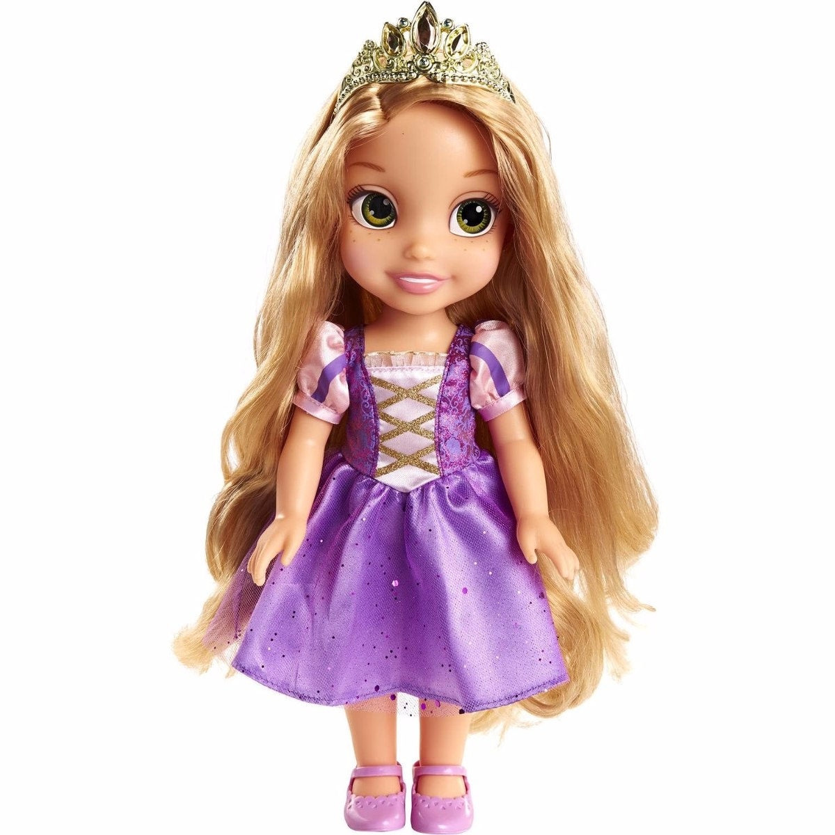 Nova Boneca My First Disney Princess Rapunzel Toddler Doll