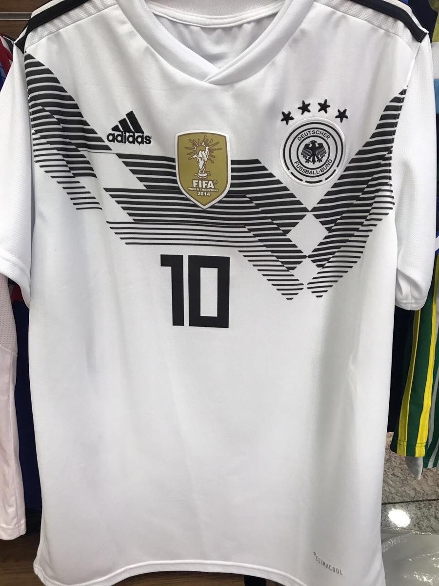 46dc621efdb75 nova camisa alemanha copa do mundo 2018 !!! Carregando zoom.