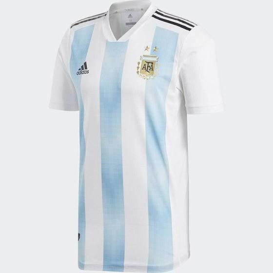 20369feac7af8 Nova Camisa Argentina Copa Do Mundo 2018 !!! - R  79