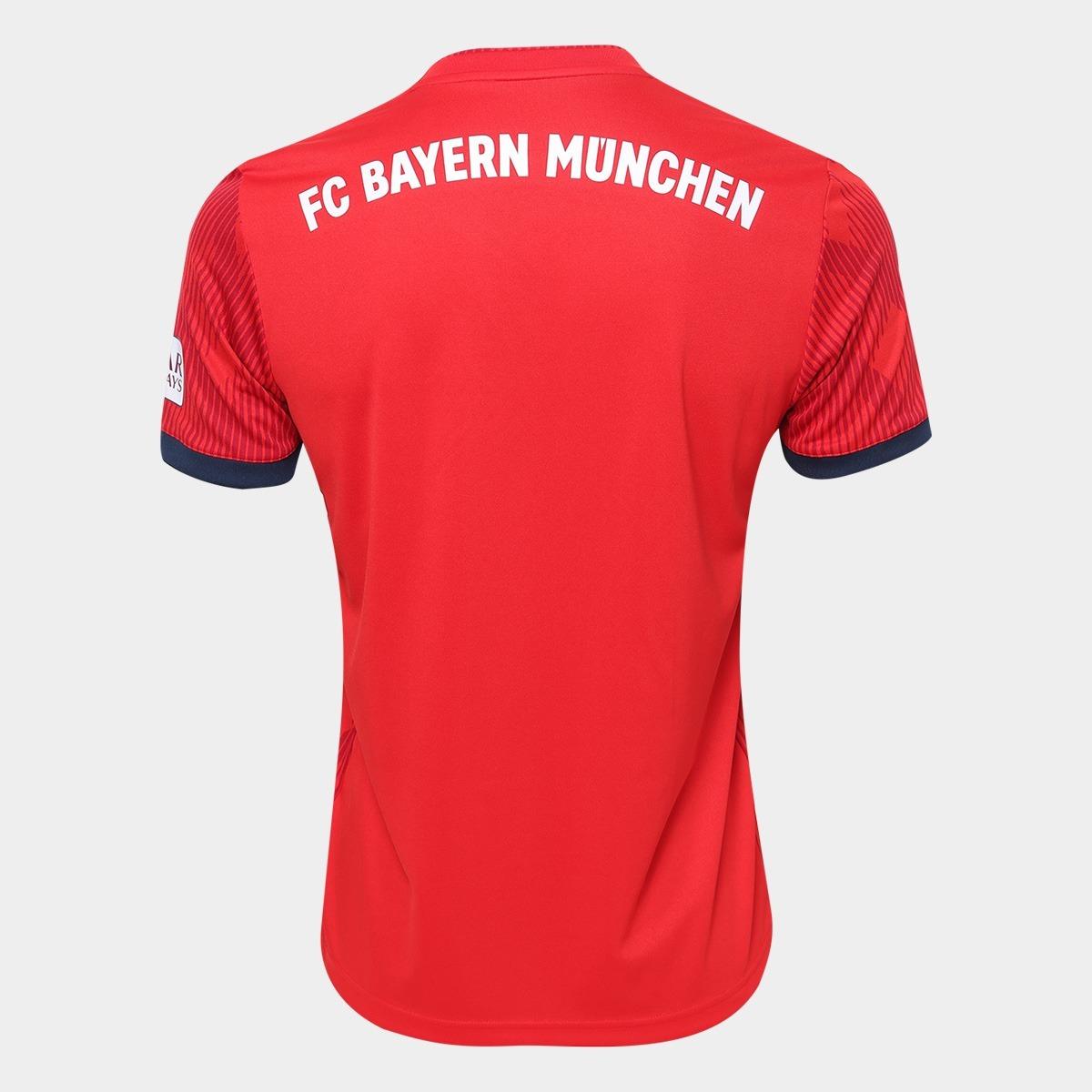 d9fde7c25 nova camisa bayern de munique oficial home - frete grátis! Carregando zoom.