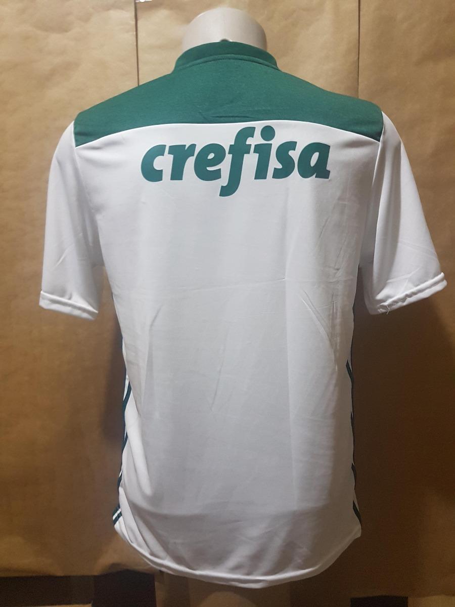 4cba78c7ca nova camisa branca palmeiras 2018 - super promoção. Carregando zoom.