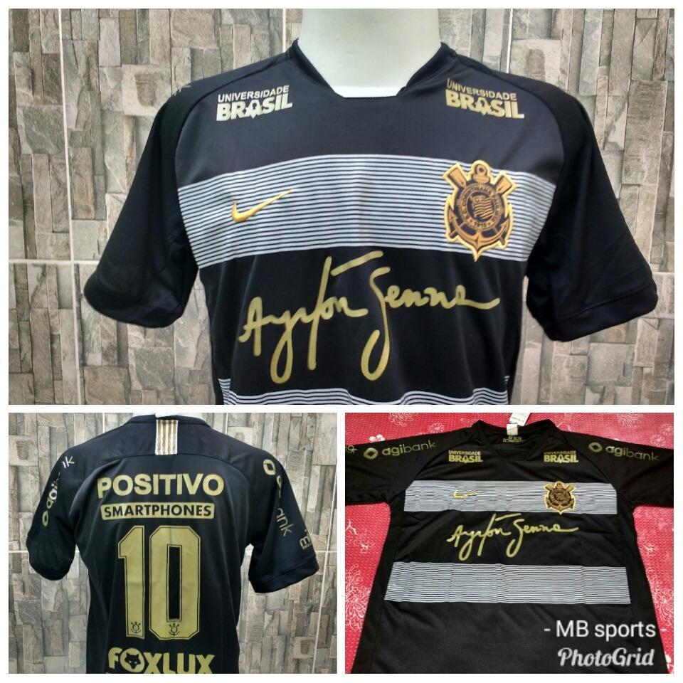 b708b4981d Nova Camisa Corinthians . - R  83