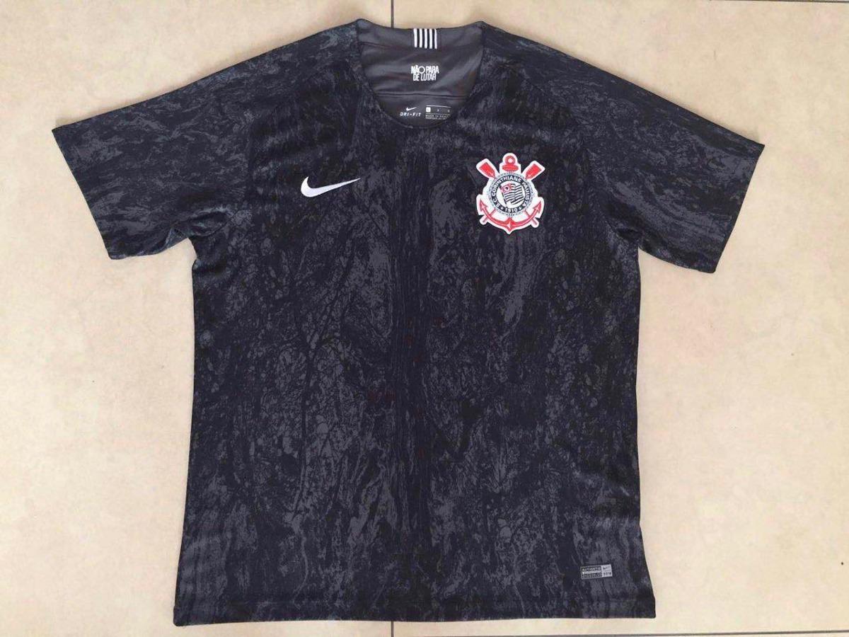 b9944c952d3e6 nova camisa corinthians 2018 2 uniforme pronto entrega. Carregando zoom.