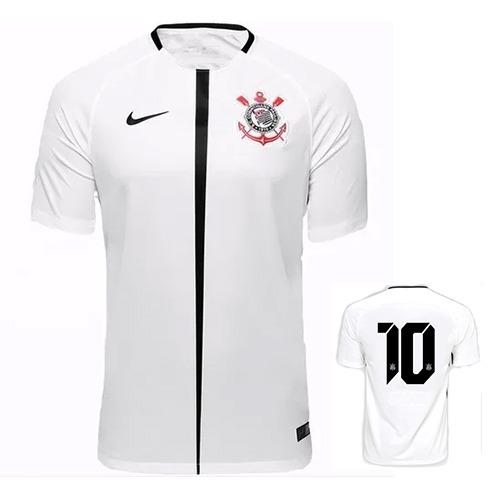 Nova Camisa Corinthians 2018 Original Torcedor - Promoção - R  50 b4cf0e89684e2